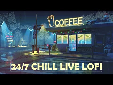 lofi hip hop radio - beats to relax/study (24/7 Chill Stream)