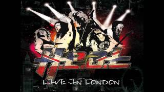 "H.E.A.T ""The Wreckoning Tearing Down The Walls"" (Live) From The New Live Album ""Live In London"""