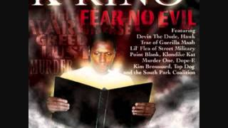 K-Rino - Fear No Evil ft Hawk, Point Blank & Lil Flea