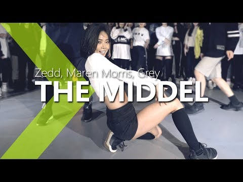 Zedd, Maren Morris, Grey - The Middle / HAZEL Choreography .