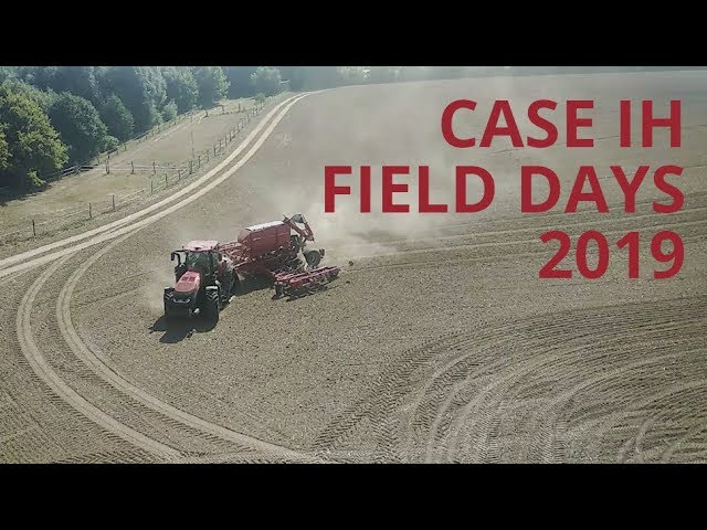 CASE IH Field Days 2019