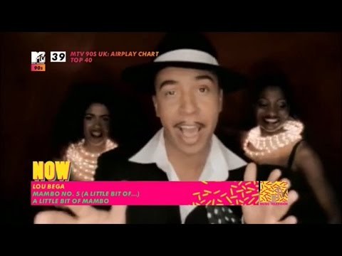 MTV 90s UK: Airplay Chart Top 40