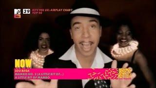 MTV 90s UK: Airplay Chart Top 40