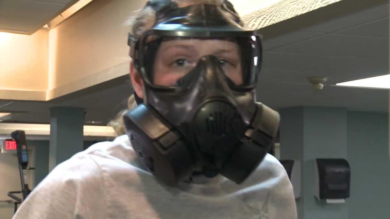 M50 Gas Mask Youtube