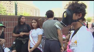 Parents Of Parkland Shooting Victim Host School Fashion Show In Boston