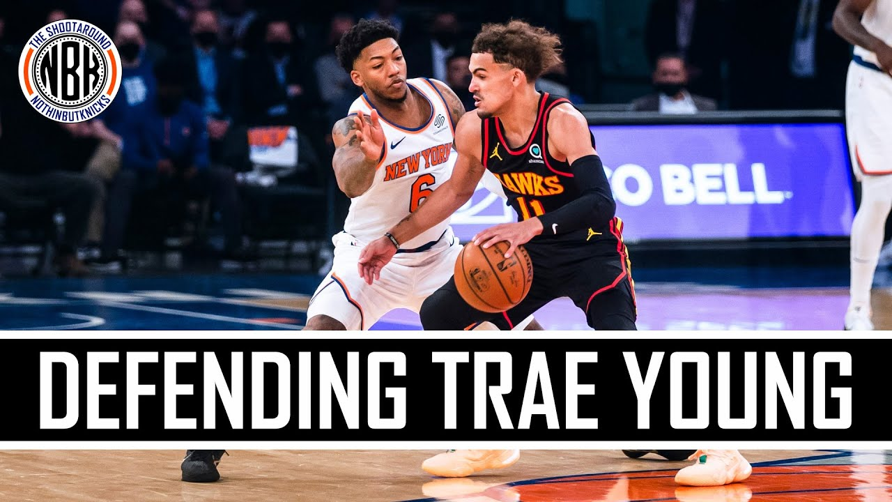 Why the Knicks Haven't Taken Advantage of Trae Young's Defense