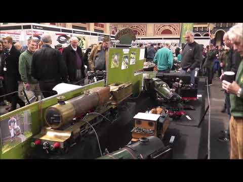 London Model Engineering Exhibition 2018