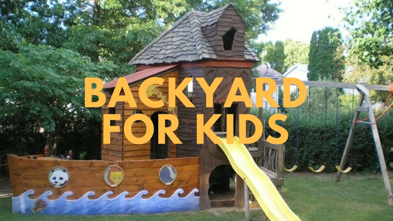 backyard ideas for kids backyard fun ideas youtube