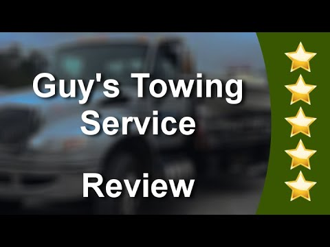 Guy's Towing Service Lafayette Exceptional Five Star Review by Lisa Smith