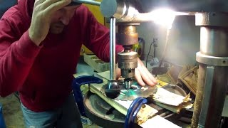How to make a deep bore rabbeting cutter head