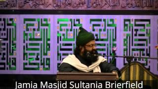 Hazrat Allama Mufti Khan Muhammad Qadri, Brierfield Milad 2014