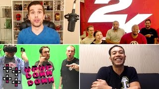 UpUpDownDown's friends wish Austin Creed & the channel a Happy Anniversary — Expansion Pack
