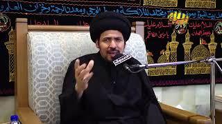 السيد منير الخباز - وصف الإمام زين العابدين عليه السلام لنفس كل إنسان