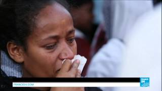 ETHIOPIA - Three days of mourning for deceased Christians