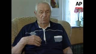 APTN interview with Hitler's guard on anniversary of Berlin fall