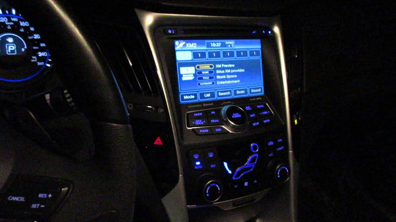 Hyundai Sonata Simple Radio Fix