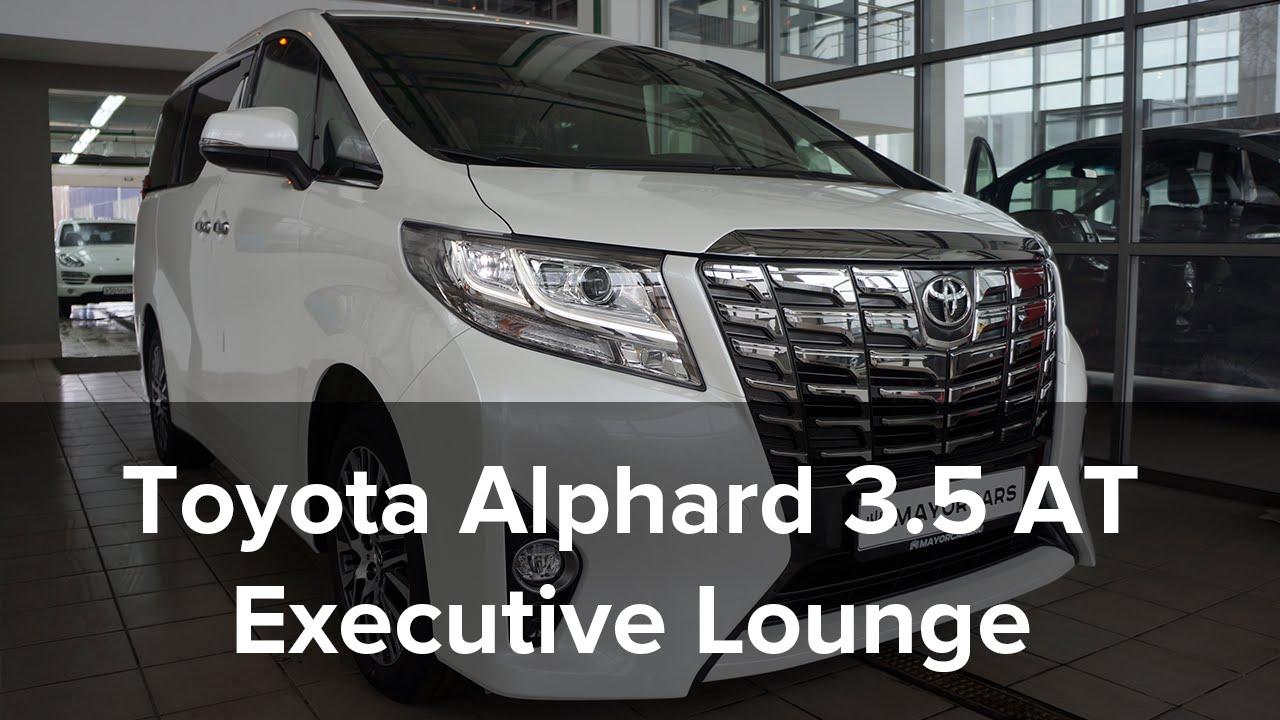 Harga Toyota Alphard 3 5 Q & Spesifikasi September 2019