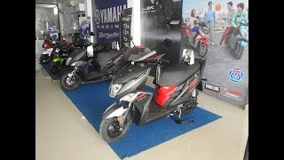 Yamaha Ray ZR Street Rally Edition 2018 Detailed Review || Colours || Features || Specs