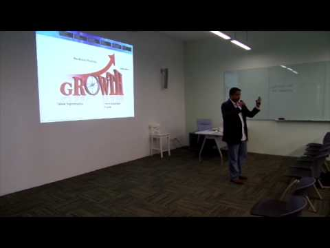 MaGIC Academy - Anthony Raja Devadoss - Be A Talent Driven E