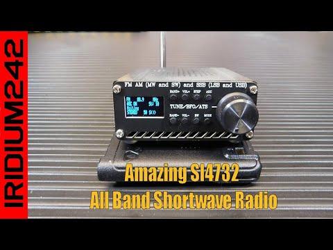 Prepper Radios:  SI4732 All Band Shortwave Radio!