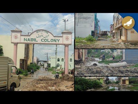 Hyderabad: Sewage overflow irks Nabil colony residents, commuters