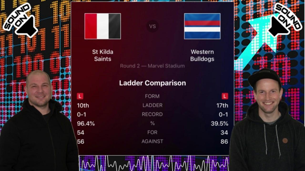 WATOs Previews - St Kilda vs. Western Bulldogs - YouTube