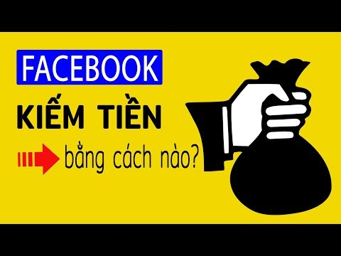 FaceBook thu tiền từ người dùng bằng cách nào?