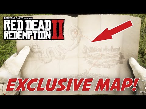 Exclusive Collector's Box Treasure Map! | Poisonous Trail Hunt | Red Dead Redemption 2 (RDR2)