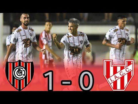 Primera Nacional : CHACARITA 1 - 0 INSTITUTO | (El Gol)