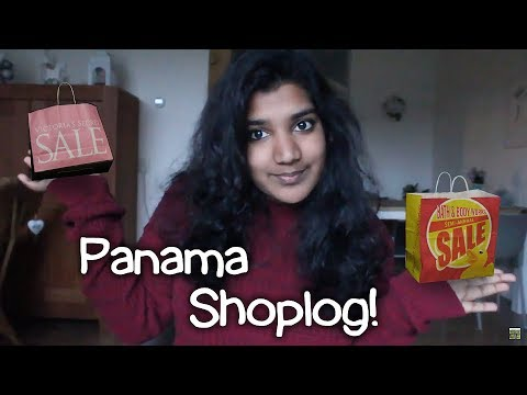 Shoplog Panama - Victoria Secret, Bath and Bodyworks & Aéropostale