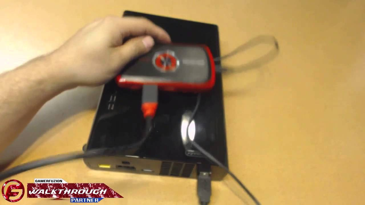 Wii U Avermedia Live Gamer Portable Setup Guide Youtube