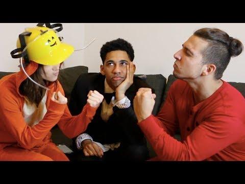 Download Youtube: BOYFRIEND VS GIRLFRIEND CHALLENGE!!
