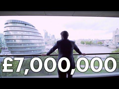 INSIDE An Incredible £7 Million London Apartment