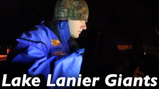 We Caught The TWO BIGGEST Bass Of The Tournament - Lake Lanier 5lbers