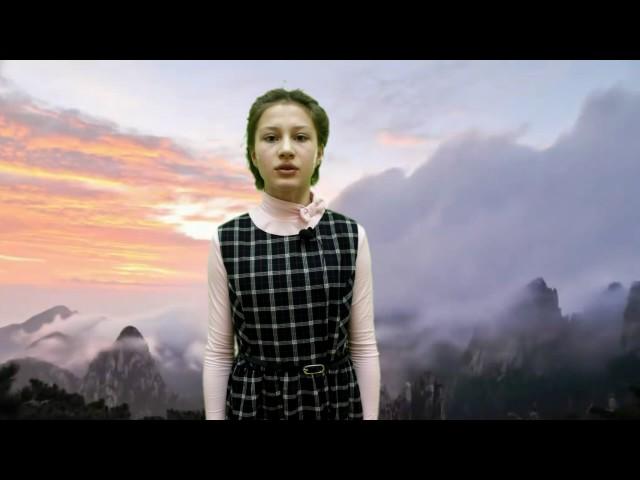 Изображение предпросмотра прочтения – АнастасияЧинова читает произведение «Урал» (Татьяничева Людмила)