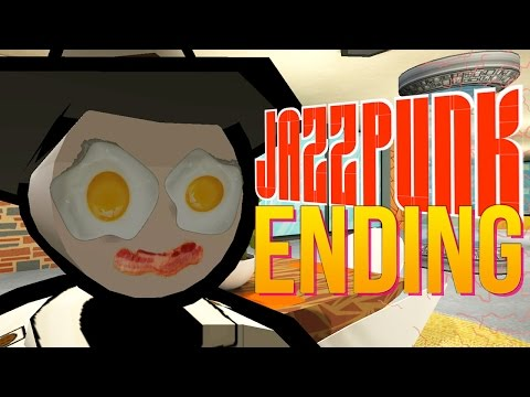 THE MOST SILLY ENDING OF ALL SILLY ENDINGS | Jazzpunk - Ending