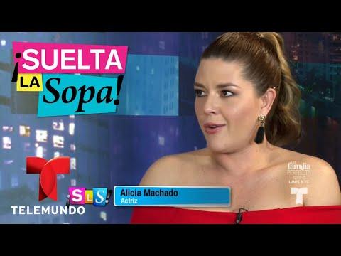 Alicia Machado habla de su etapa oscura después de Miss Universo | Suelta La Sopa | Entretenimiento
