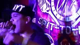 SPIT TO KILL 3 3RD BATTLE  M ZHAYT  VS DHUZKIE