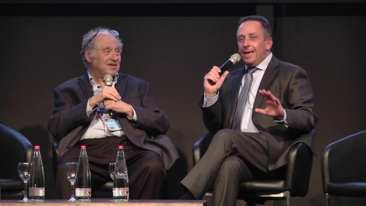 Yaniv Garty interviews Dr. Yossi Vardi
