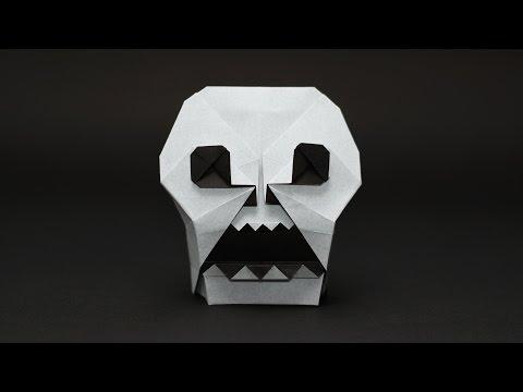 Origami Skull-Jo Nakashima