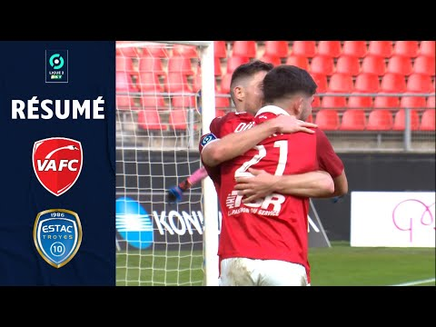 Valenciennes Troyes Goals And Highlights