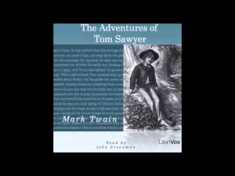 The Adventures Of Tom Sawyer (Dramatic Reading - FULL Audiobook)