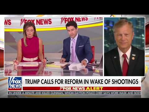 Babin Joins Fox & Friends First to Discuss His Solution to End Targeted Violence