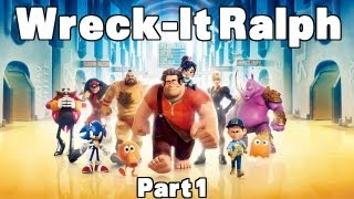 Wreck-It Ralph Part 1 (English) - Subtitled + HD