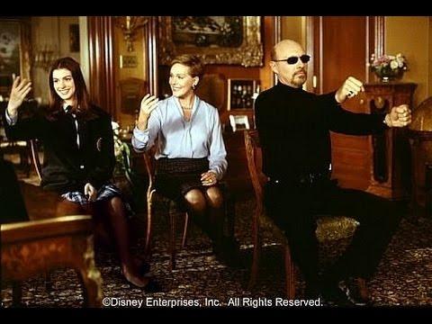 The Princess Diaries 2001 with Anne Hathaway, Hector Elizondo, Julie Andrews Movie