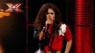 Группа Chica-Band. Uptown Funk - Mark Ronson ft. Bruno Mars. Х-фактор 7. Финальное испытание