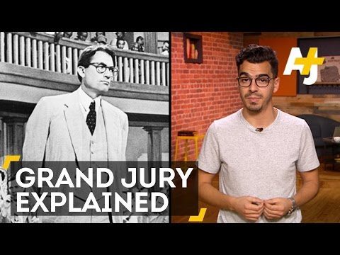 How Exactly Do Those Grand Juries In Law & Order Work?