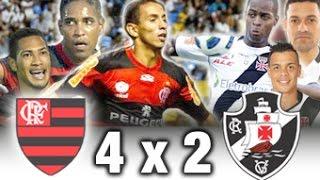 Flamengo 4 x 2 Vasco da Gama * Carioca 2013