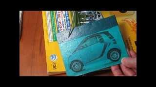 How To Make A Coptic Stitch Smart Car Logbook Part 1