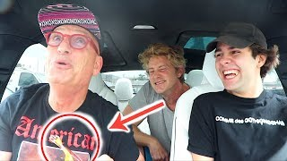 HOWIE MANDEL FOUND THIS IN MY CAR! OUTTAKES!